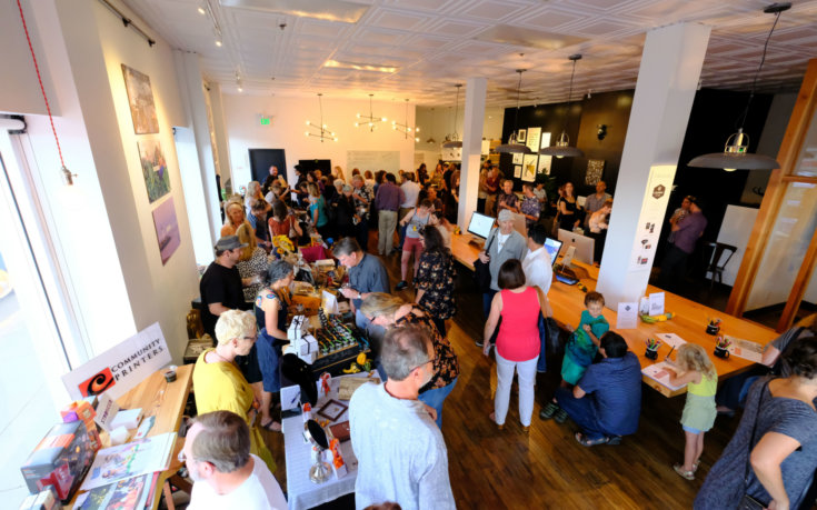 Choose Santa Cruz Pop Up Market A Huge Success