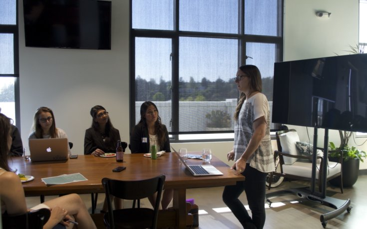 The Next Women in Santa Cruz Tech