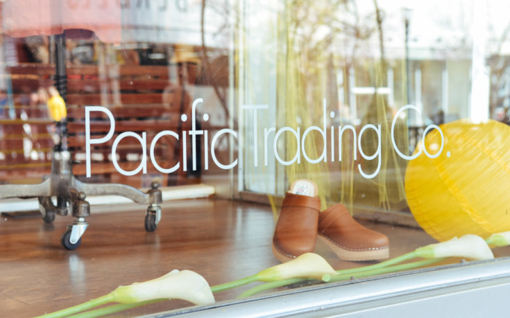Pacific Trading Co. Looks Closer
