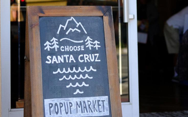 Cosmic Hosts: Choose Santa Cruz PopUp Market - Holiday Edition