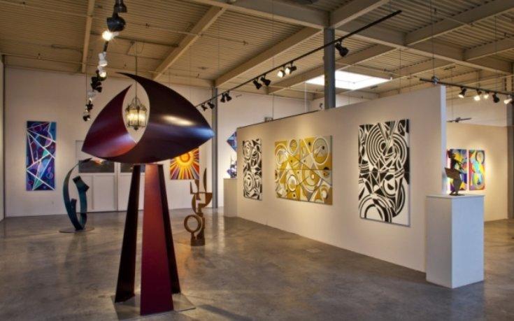 R Blitzer Gallery