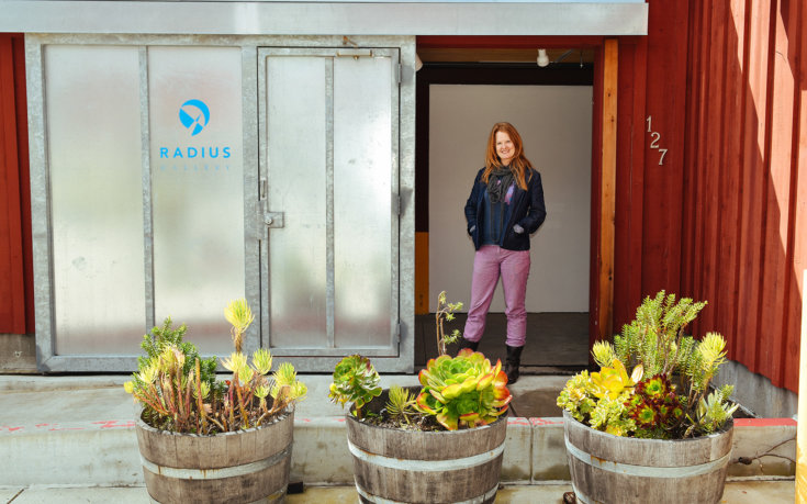 Curating an Art Collectors Culture at Radius Gallery
